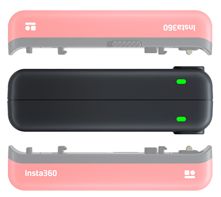 Insta360 ONE R Dual Battery Charger Fast Charging HUB