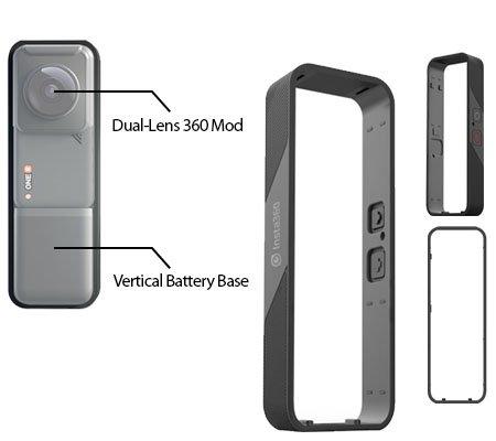 Insta360 ONE R Vertical Bumper Case