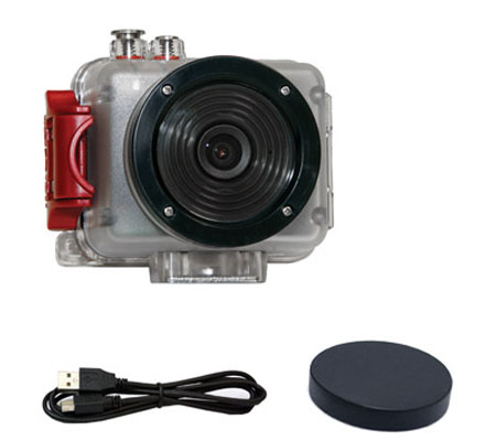 ::: USED ::: Intova SP-1 (Waterproof HD Video Camera) (Excellent-595)