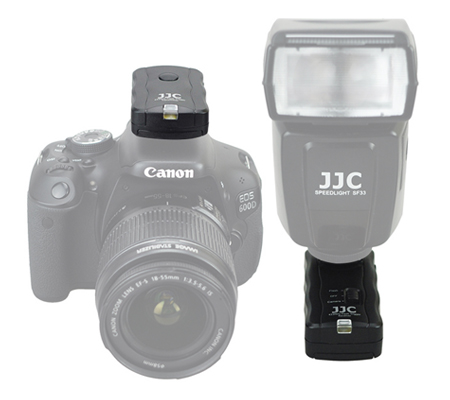 JJC JF-U1 Wireless Remote Control & Flash Trigger Kit (1 Transmitter + 1 Receivers)