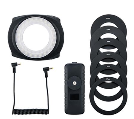 JJC LED-48IO Macro Ring LED Macro Ring Flash