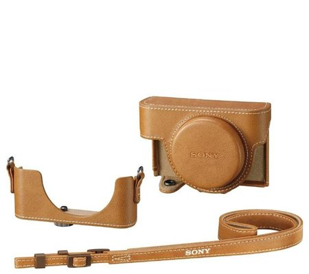 Sony Leather Case LCJ-RXF Brown.