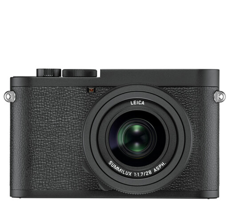 Leica Q2 Monochrom Digital Camera (19055)