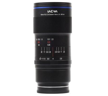 Laowa for Sony E-Mount 100mm f/2.8 2X Ultra Macro APO Venus Optics