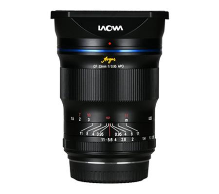 Laowa Argus 33mm f0.95 CF APO for Fujifilm X Venus Optics