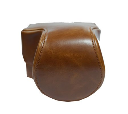 ::: USED ::: Leather Case for Canon PS SX520 HS (Mint)