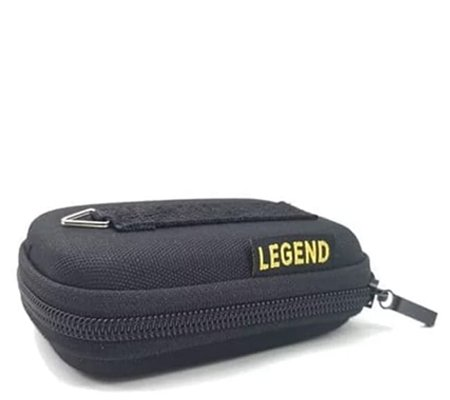 Legend 2519 Hardcase for Earphone, Handsfree, Coin, Kunci