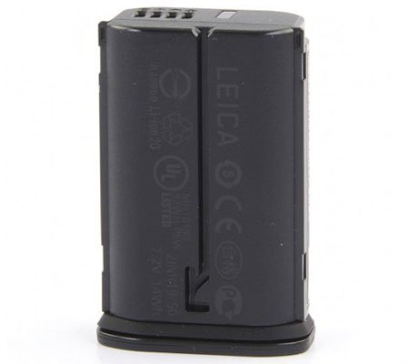 Leica BP-SCL4 Lithium-Ion Battery (16062) For Leica SL (Typ 601) and Q2 Cameras