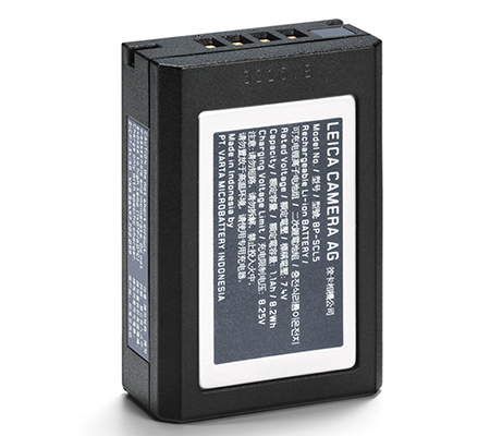 Leica BP-SCL5 Battery for M10 (24003)