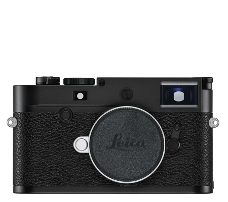 Leica M10-P Digital Rangefinder Camera Black Chrome (20021)