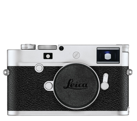 Leica M10-P Digital Rangefinder Camera Silver Chrome (20022)