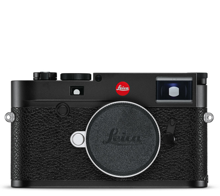 Leica M10 Digital Rangefinder Camera Black Chrome (20000)