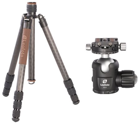 Leofoto Urban LX-284CT Tripod + NB-40 Ball Head
