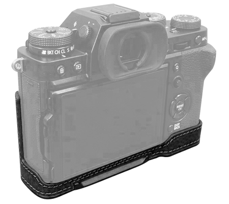 Lims Half Case for Fujifilm XT3 Black