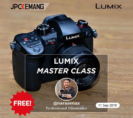 Lumix Masterclass
