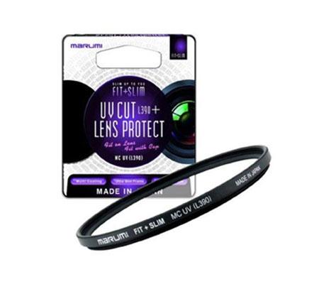 :::USED:::Marumi Fit+ Slim MC UV Filter 43mm (MINT)
