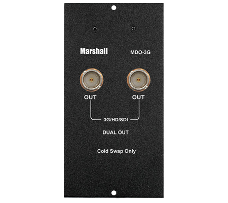 Marshall MDO-3G - 3G-SDI Output Module Converted from HDMI Input