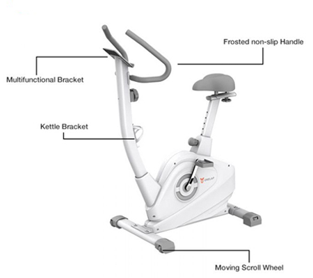 Magene Power Excercise Bike G601 Semi Smart Trainer