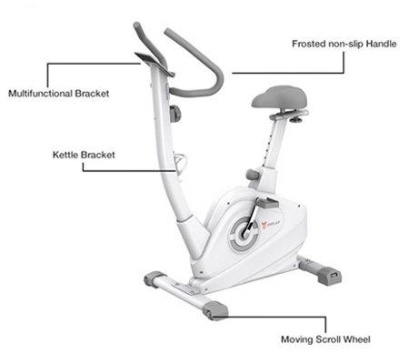 Magene Power Excercise Bike G601 Semi Smart Trainer