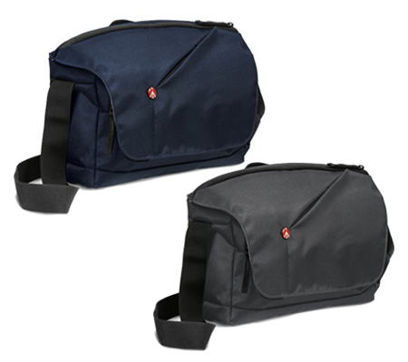 Manfrotto NX Messenger Camera Bag for CSC Blue (MB NX-M-BU)