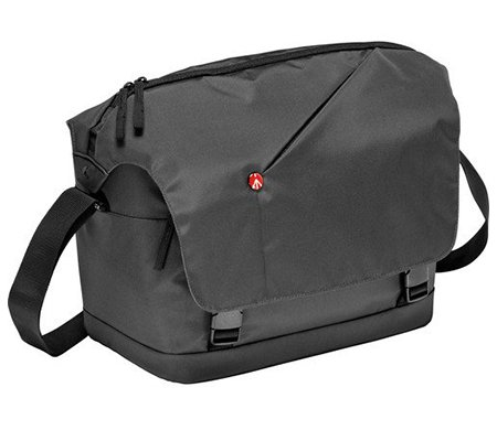 Manfrotto NX MESSENGER GREY V2 (MB NX-M-IGY-2)