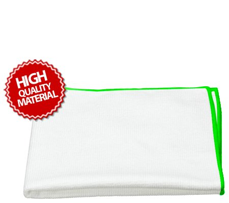 Microfiber Cleaning Cloth 40 x 40cm White