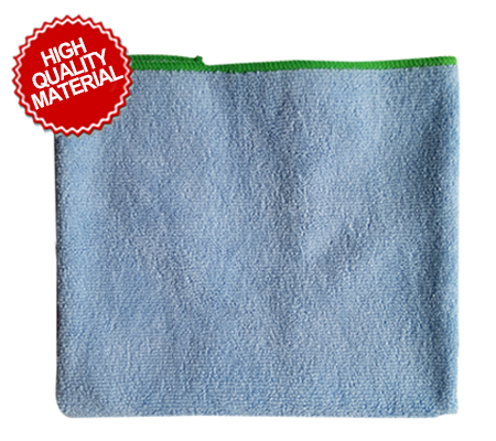 Microfiber Cleaning Cloth 40 x 40cm Blue