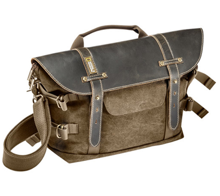 National Geographic NG A2140 Midi Satchel