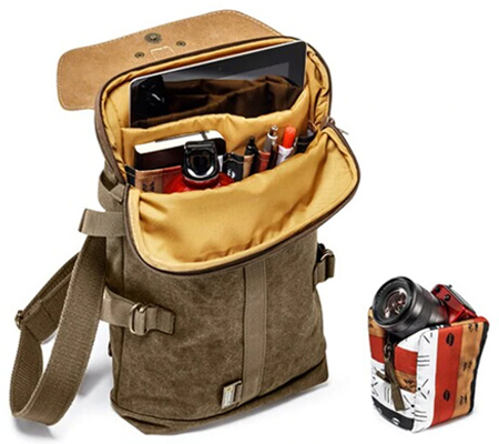 National Geographic NG A4569 Backpack and Sling Bag