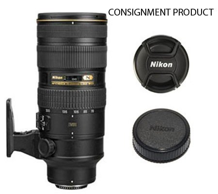 ::: USED ::: Nikon AF-S 70-200mm F/2.8G ED N VR II (Excellent-298) CONSIGNMENT