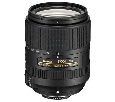 Nikon AF-S 18-300MM f/3.5-6.3G DX ED VR