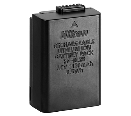 Nikon EN-EL25 Battery for Nikon Z50