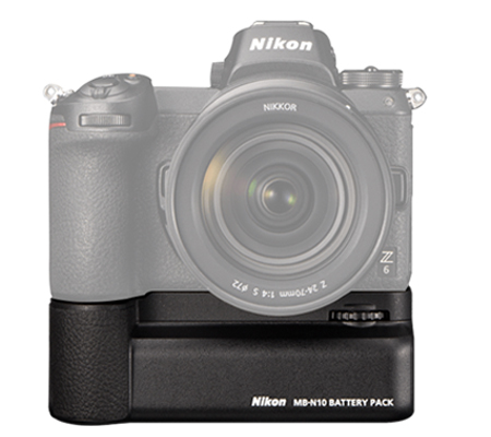 Nikon MB-N10 Multi-Battery Power Pack