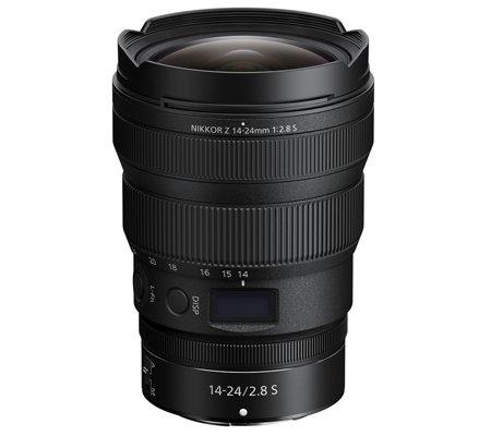 Nikon NIKKOR Z 14-24mm f/2.8 S