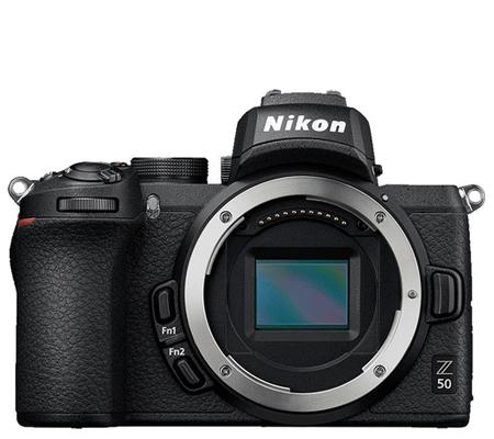 Nikon Z50 Body Only Mirrorless Digital Camera