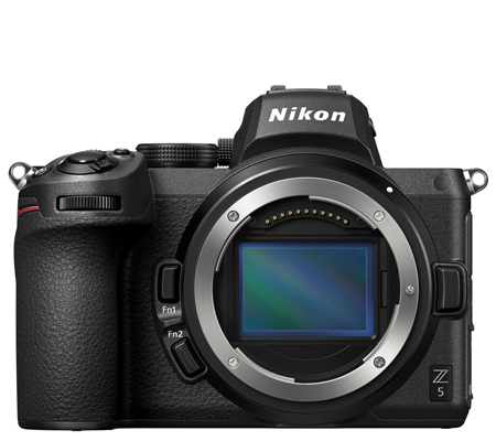 Nikon Z5 Body Only Mirrorless Digital Camera