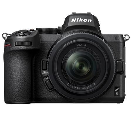 Nikon Z5 kit 24-50mm f/4-6.3 Mirrorless Digital Camera