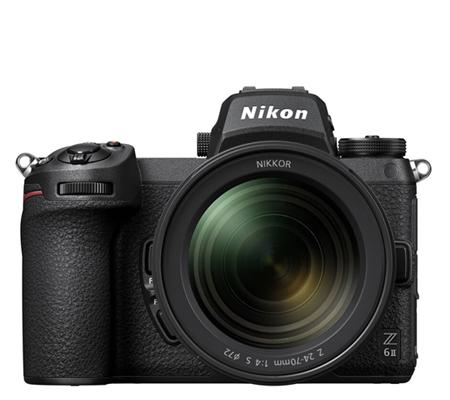 Nikon Z6 II Kit 24-70mm f/4