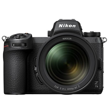 Nikon Z7 II Kit 24-70mm f/4