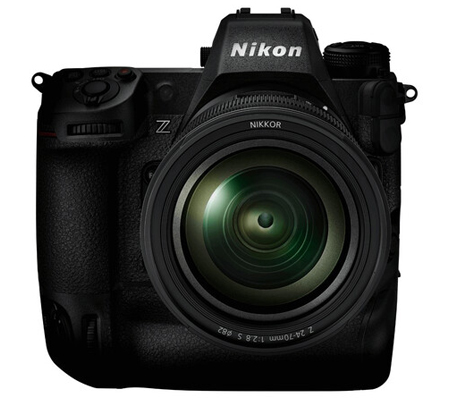 Nikon Z9 Mirrorless Digital Camera