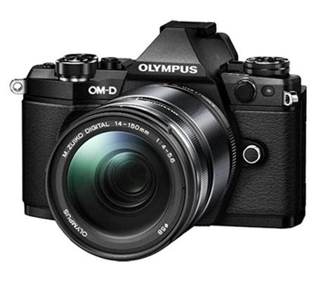 Olympus OM-D E-M5 Mark II kit 14-150mm f/4-5.6 Black