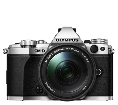 Olympus OM-D E-M5 Mark II kit 14-150mm f/4-5.6 Silver