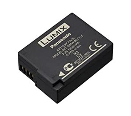 Panasonic DMW-BLC12 Battery for Panasonic GX8/ G6/ G7/ GH2/ FZ200/ FZ1000