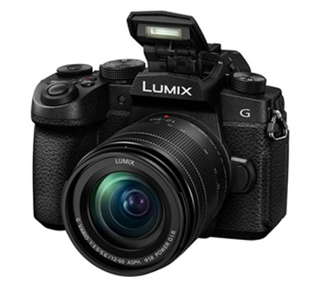 Panasonic Lumix DC-G95 kit 12-60mm f/3.5-5.6 ASPH. POWER O.I.S