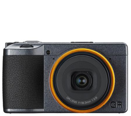 Ricoh GR III Regular Street Edition Digital Camera