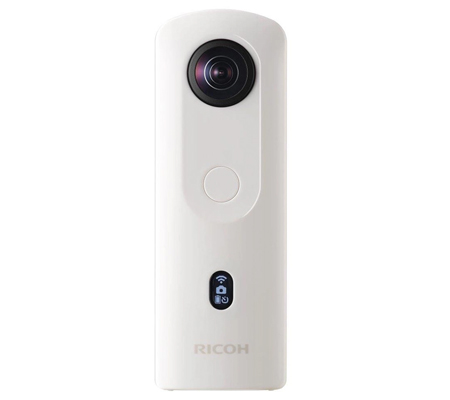 Ricoh THETA SC2 4K 360 Spherical Camera White