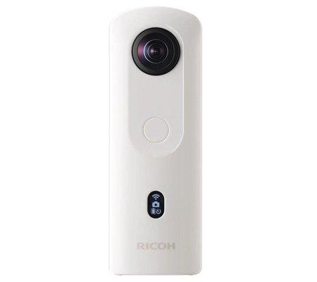 Ricoh THETA SC2 4K 360 Spherical Camera White