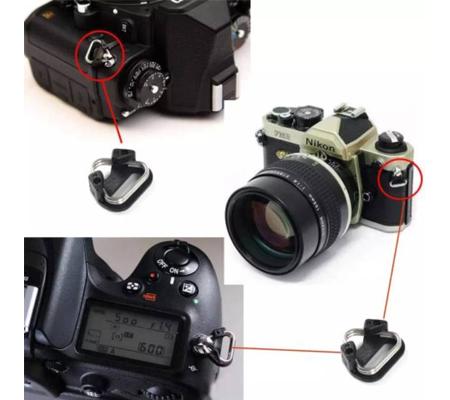 Ring Kait Segitiga Strap Kamera 12mm
