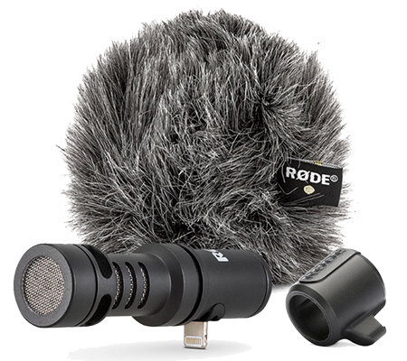 Rode VideoMic Me-L Directional Microphone for Iphone