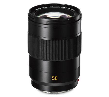 Leica APO-Summicron-SL 50mm f/2 ASPH Black Anodized Finish (11185)